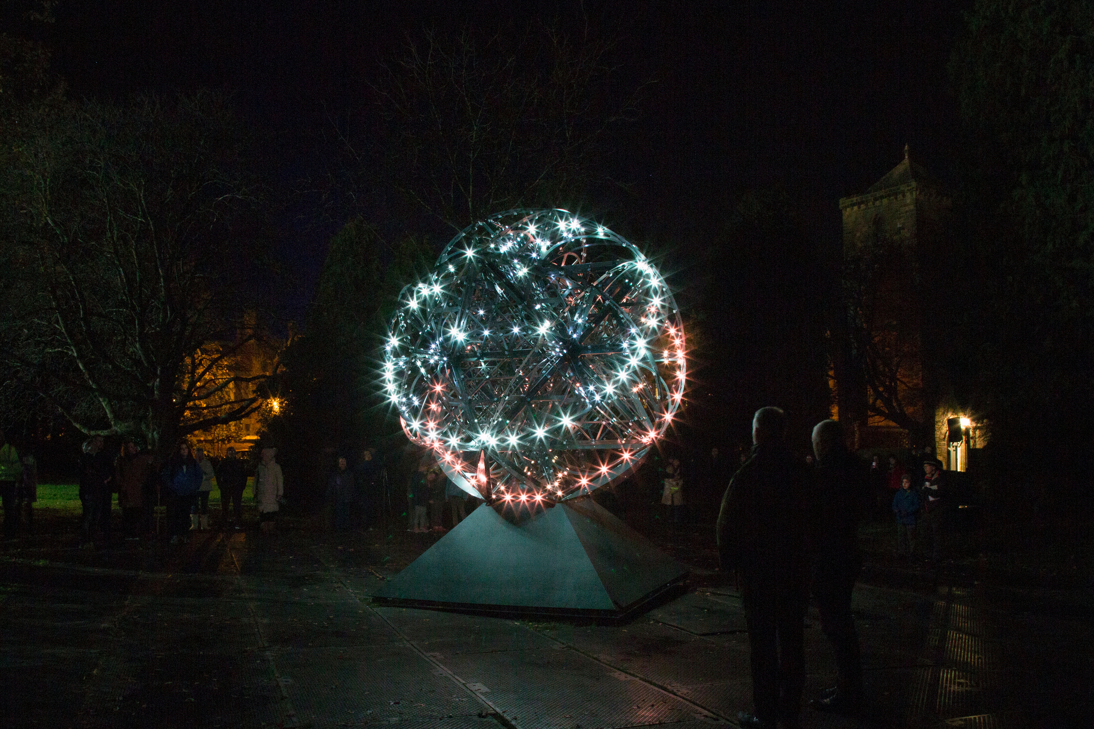 Holohedron in Durham, November 2017